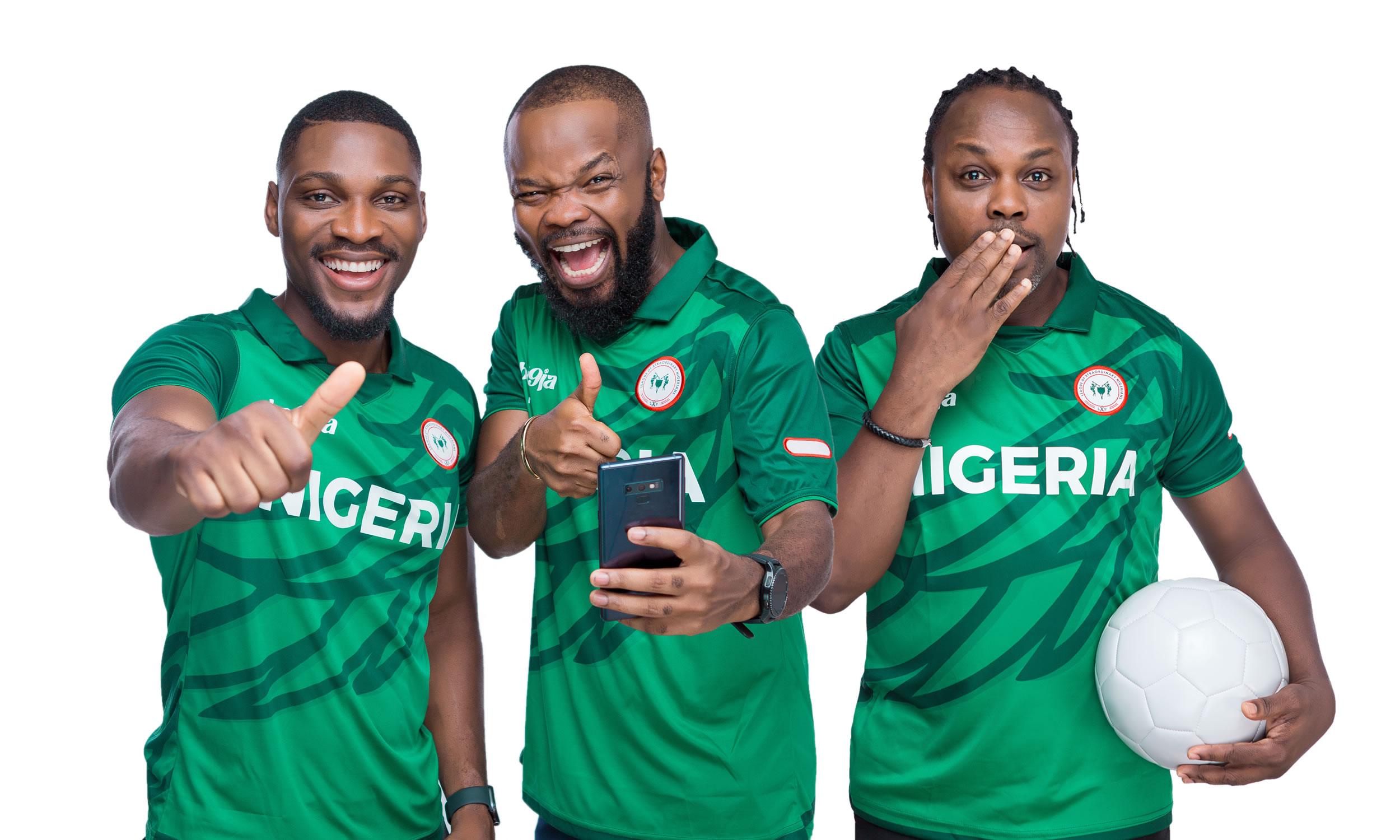 Meet The Bet9jaBBN Winning Team: Nedu, Tobi, Ikpeba