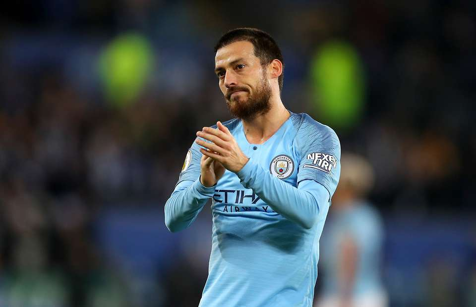David Silva to Leave Man City At The End Of 2019/2020 Season