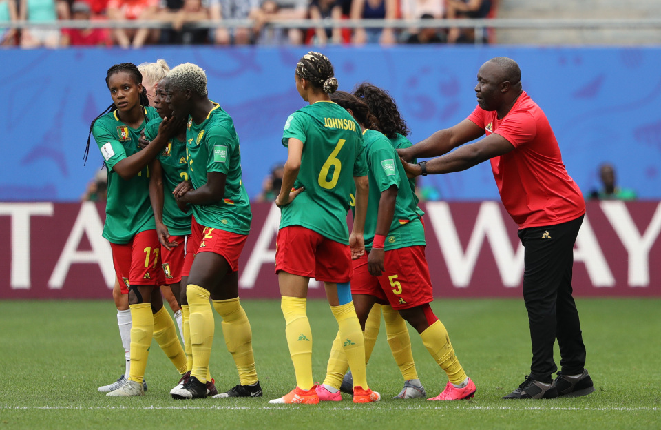 FIFA Open Disciplinary Action Against Cameroon After England Defeat