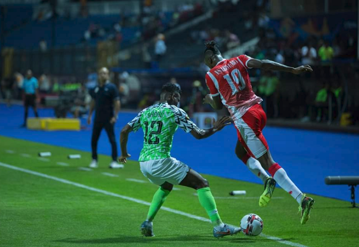 2019 AFCON : Shehu Abdullahi Doubtful To Face Guinea