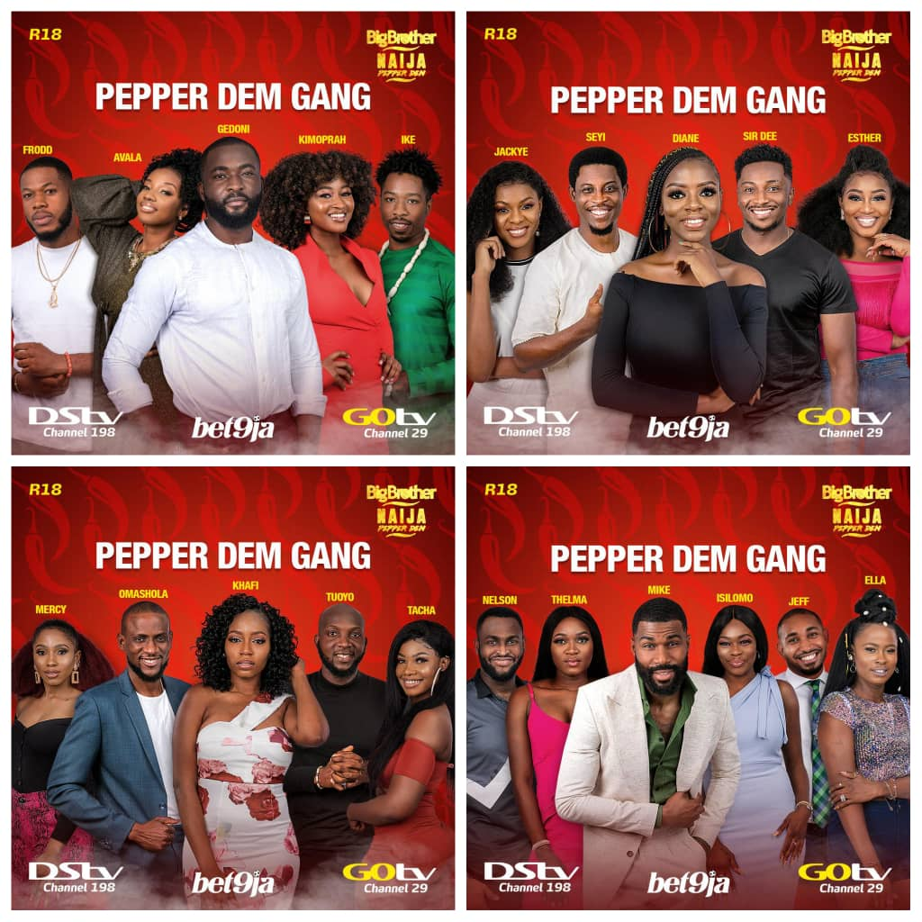 Ladies And Gentlemen  Here Are The Latest Housemates Of The #Bet9jaBBN  Show