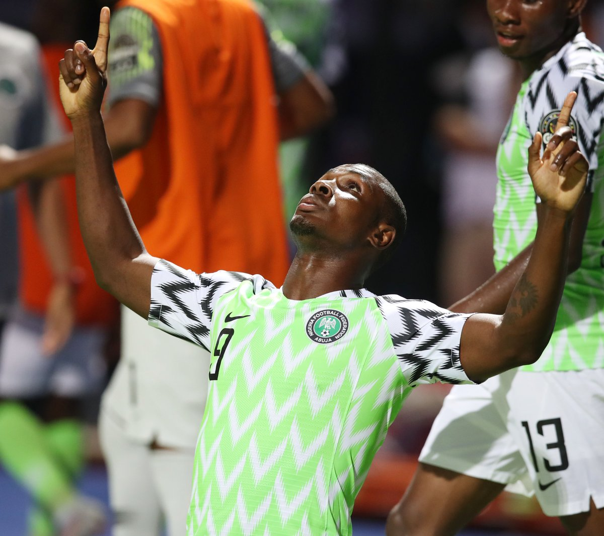 AFCON 2019: Late Ighalo Goal Break Down Debutants Burundi