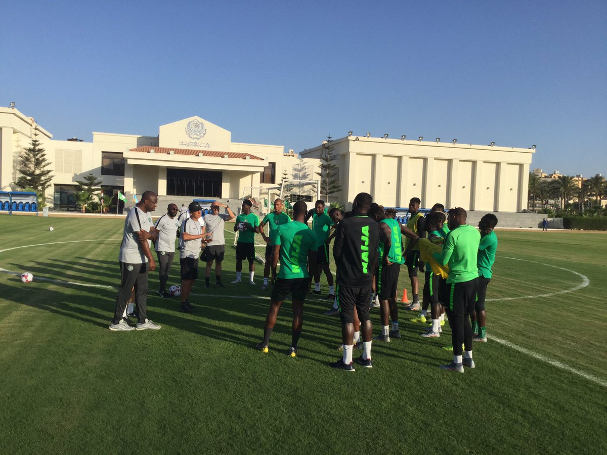Super Eagles Will Perform Better Against Guinea – Rohr