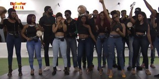 #Bet9jaBBN Housemates Record Their First Wager Win
