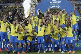 Brazil Win Copa America Despite Jesus Dismissal