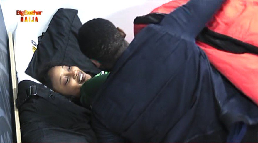 #Bet9jaBBN: Esther Clears The Air On Love Triangle Between Herself, Frodd And Nelson