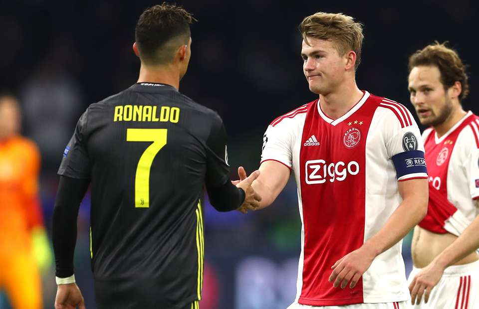 #Transfer News: De Ligt Agrees To Join Juventus