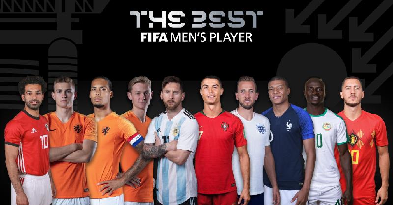 Liverpool Trio, US World Cup Winners Head FIFA Award Shortlists