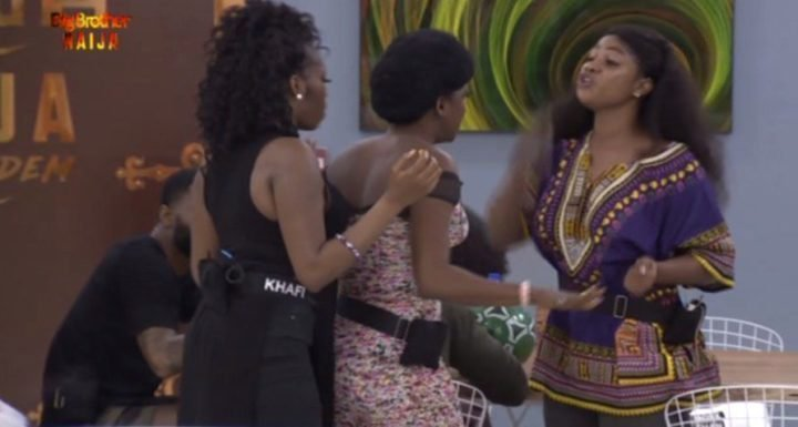 #Bet9jaBBN: Get The Scoop On The Spicy Hot Drama Between Thelma And Tacha