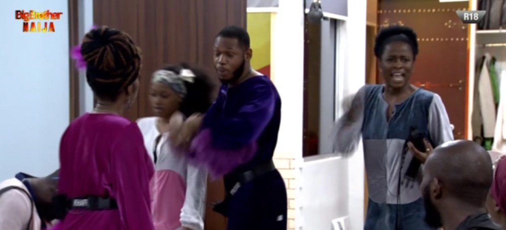 #Bet9jaBBN Housemates Receive Surprise Package From Biggie Ahead Of Elaborate Wager Presentation