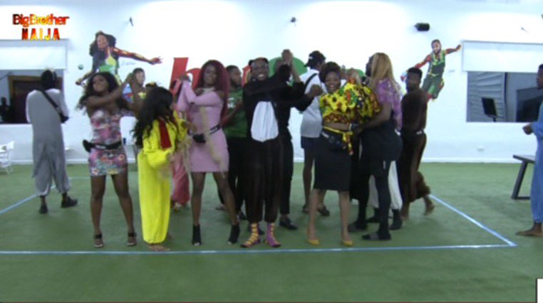 Biggie Expresses Disappointment At #Bet9jaBBN Housemates Over Wager Loss