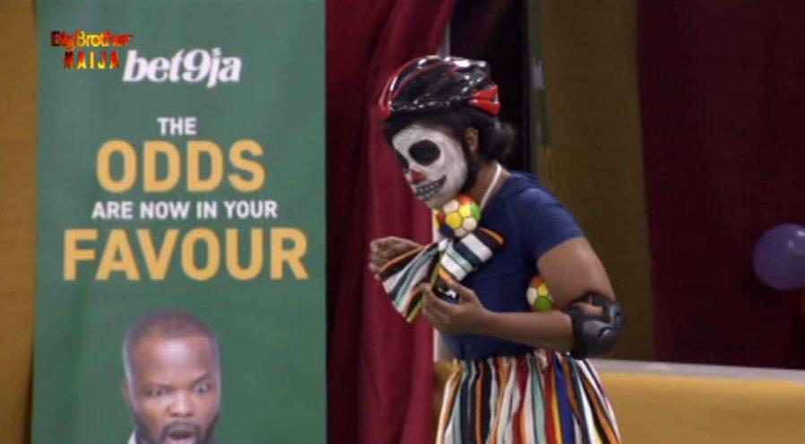 Omashola Emerges Victor At This Week's Bet9ja Arena Games