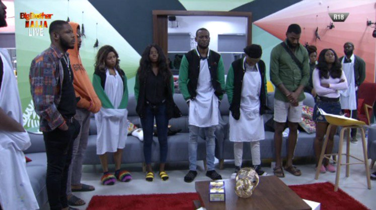 It's An Eviction Bonanza As All #Bet9jaBBN Housemates Face Biggie's Axe