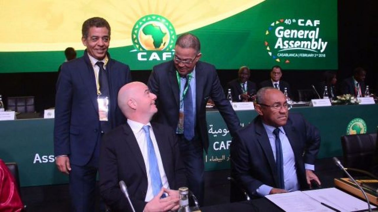 "African football Will ""Significantly Improve"" With FIFA Help – Infantino"