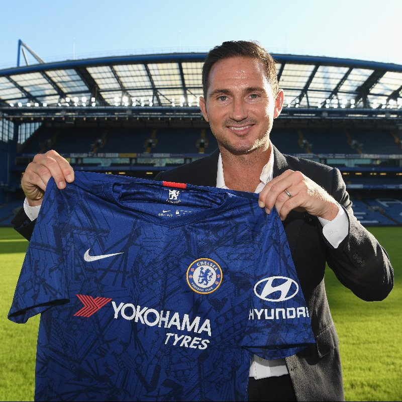 Frank Lampard Named Chelsea Head Coach On Three-Year Deal