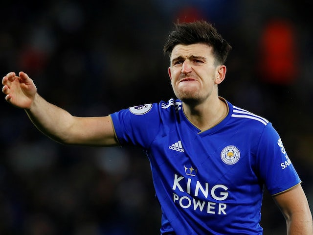 #TransferNews: Harry Maguire Losing Patience With Leicester City