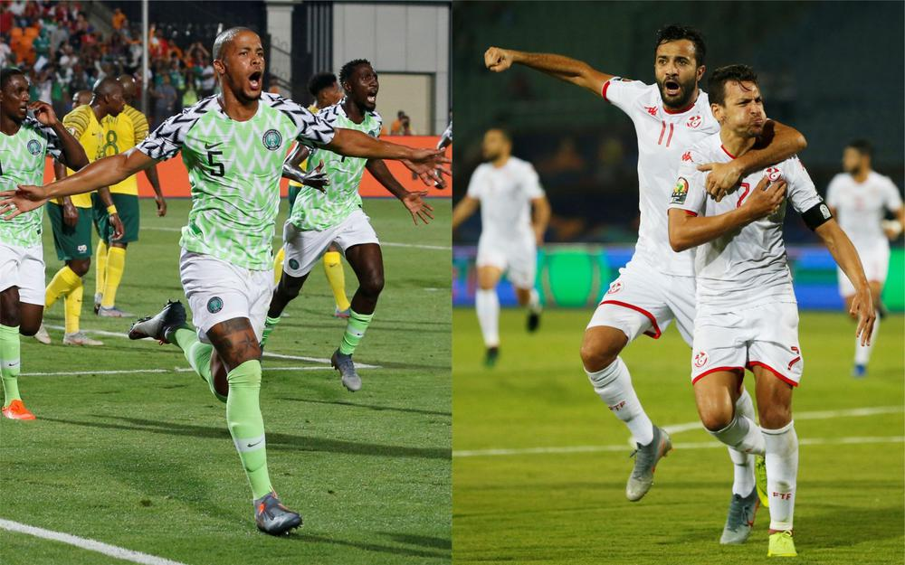 #AFCON 2019: Super Eagles, Carthage Eagles Fight for 3rd Place