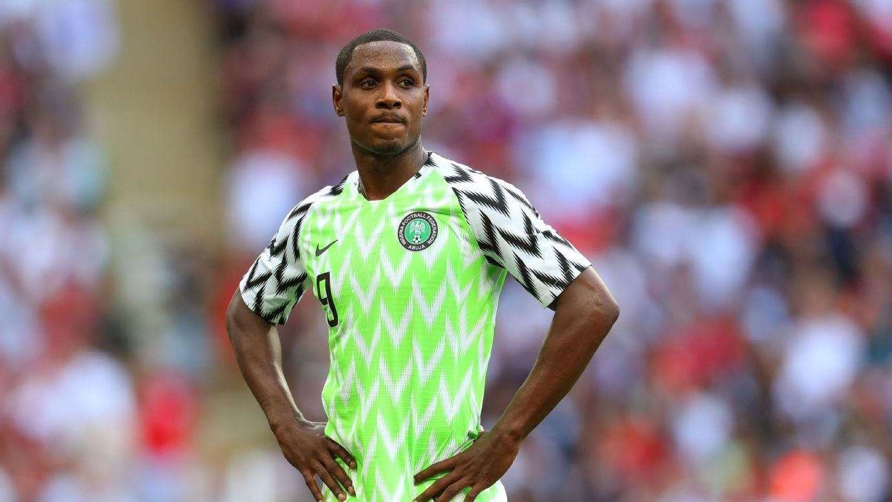 Ighalo Leaves Fans Guessing Over Super Eagles Retirement