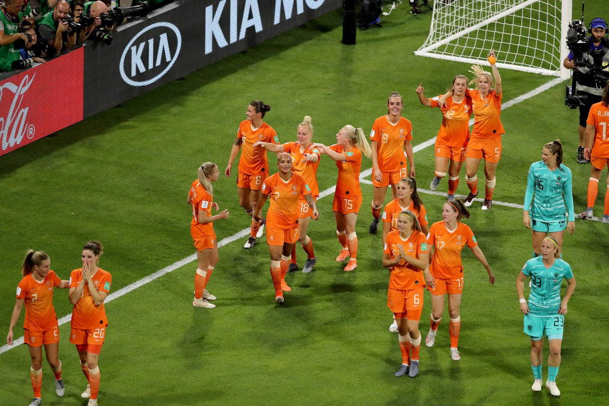 Netherlands Beat Sweden To Set Up World Cup Final Showdown With USA