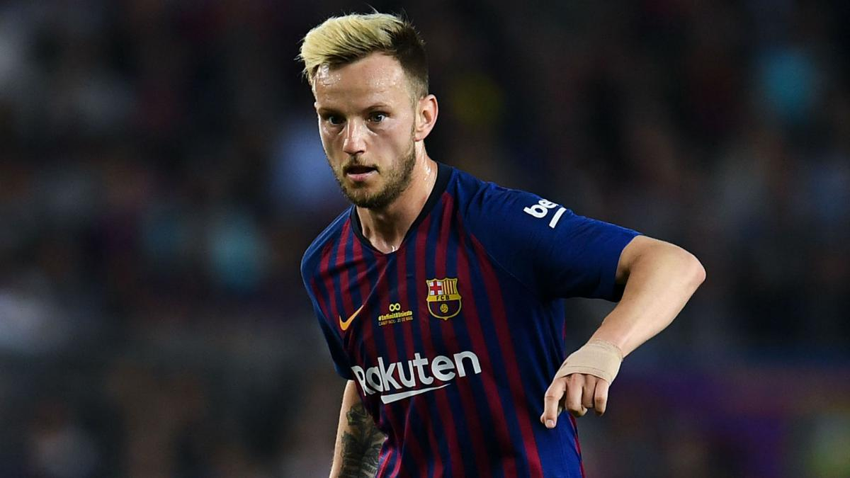 Barca's Rakitic Unmoved By Transfer Rumours