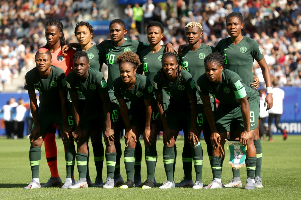 FIFA Rankings: Super Falcons Is Africa's Top Ranked Team