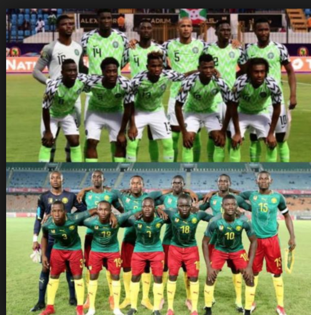 AFCON 2019: Super Eagles, Lions Renew Rivalry