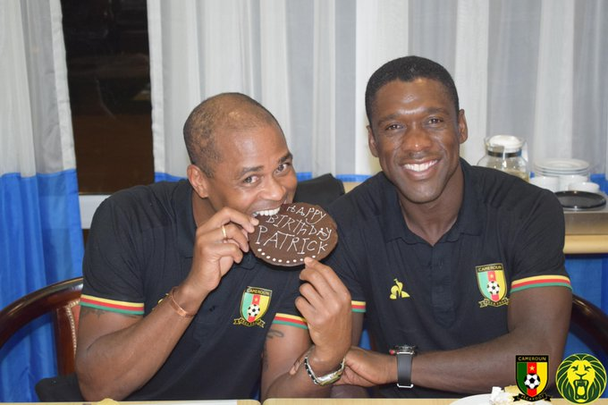 #AFCON 2019: Cameroon Sack Seedorf And Kluivert After Nations Cup Failure