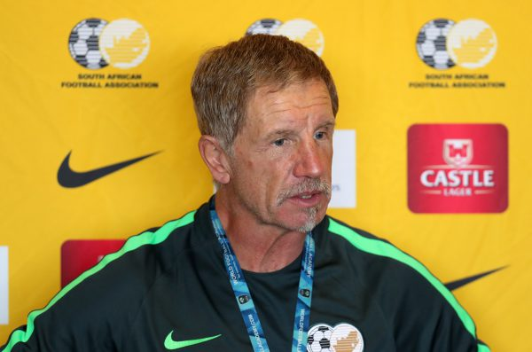 #AFCON 2019: We'll End Super Eagles Dream – Baxter