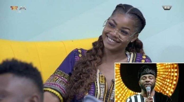#Bet9jaBBN: Tacha Finally Opens Up To Khafi About Her 'Shameful' Mistake {Video}
