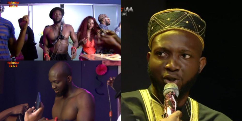Tuoyo Bows Out Of The #Bet9jaBBN House As Two Other Housemates Get 'Fake Evicted'