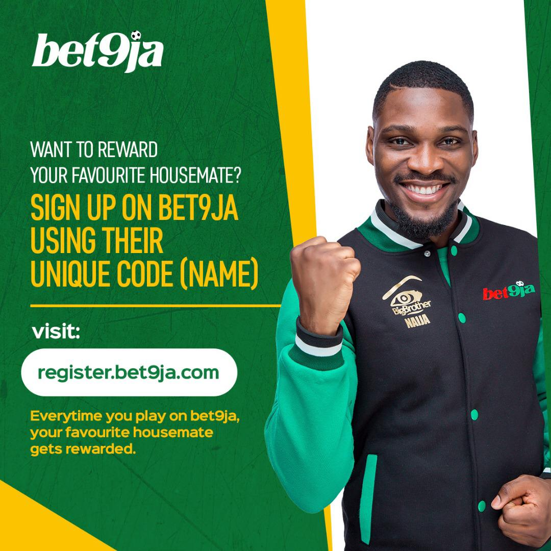 You And Your Fave #Bet9jaBBN Housemate Can Smile To The Bank!
