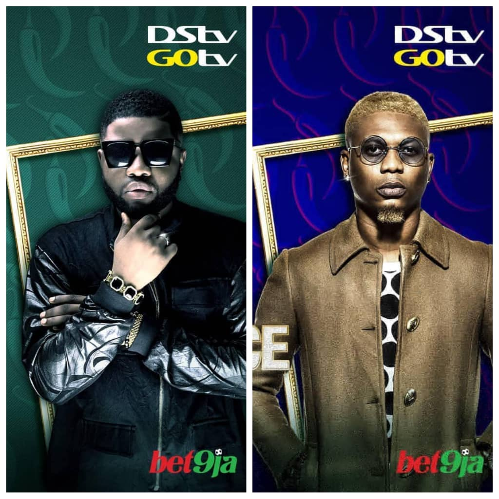 Skales And Reminisce To Perform At The #Bet9jaBBN Live Eviction Show