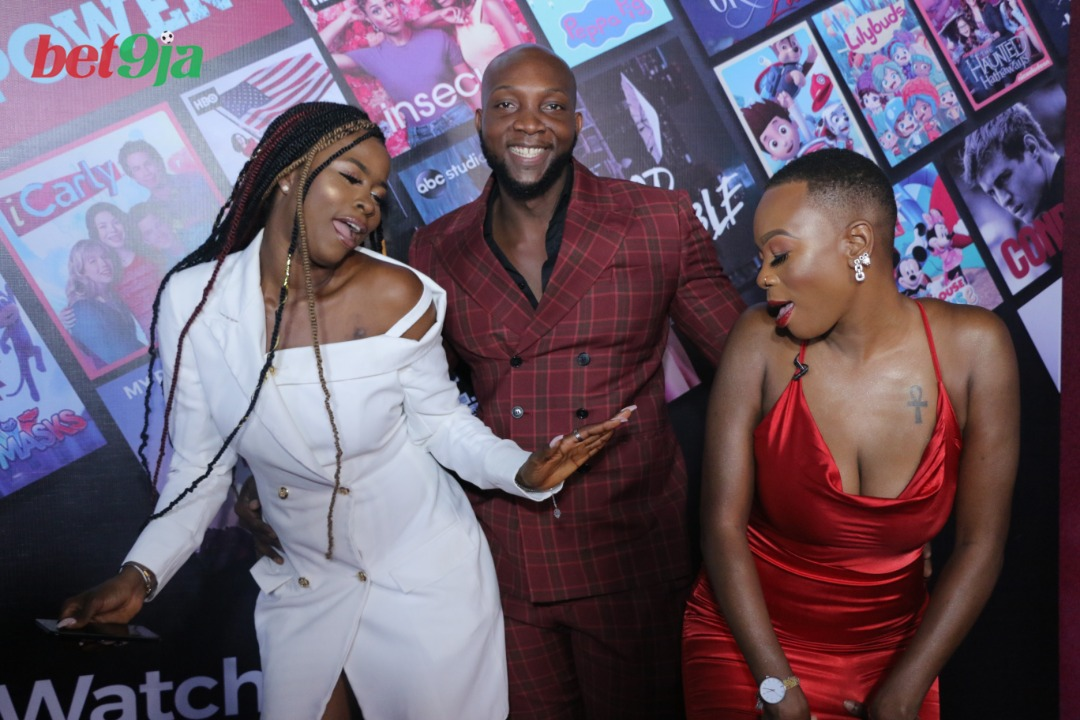 Sizzling Photos From #Bet9jaBBNParty: Avala, Isilomo, Ella, Tuoyo And Kimoprah's Throw Down In Lagos