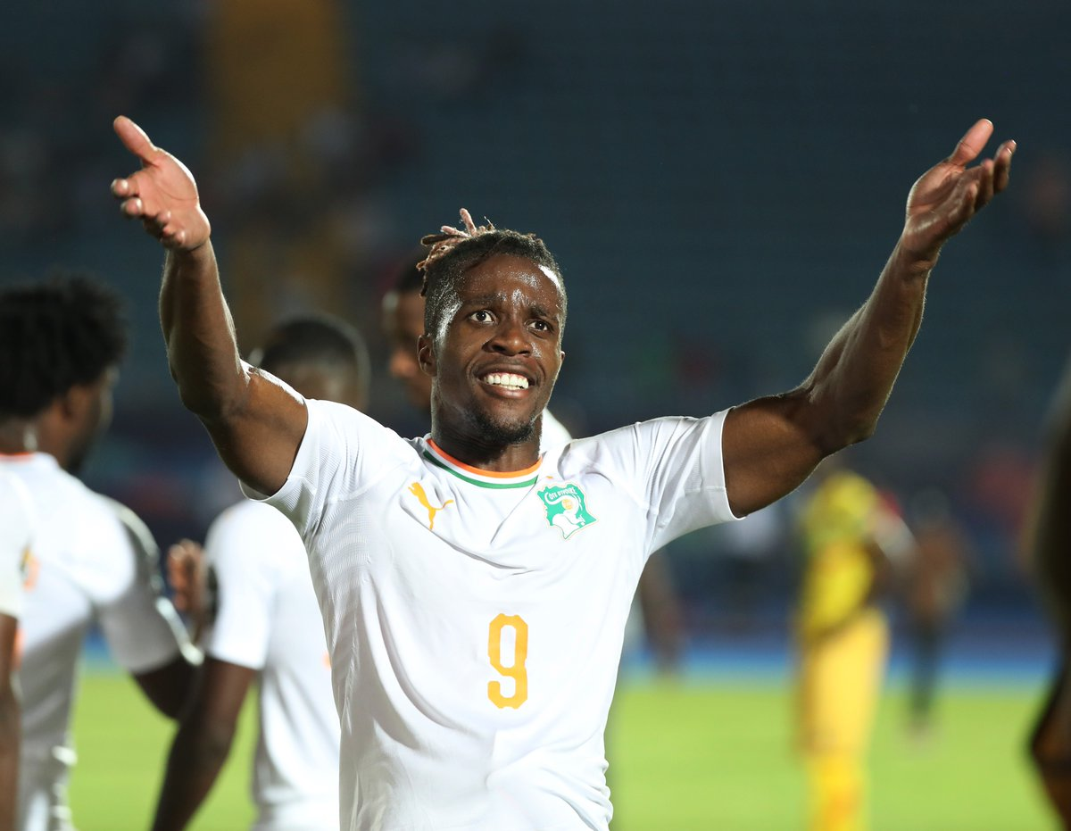 #AFCON2019: Zaha Sends Ivory Coast Into Last Eight As Mali Fluff Their Lines