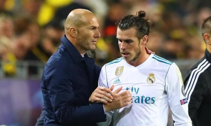 #TransferNews: Bale Set To Leaving Real Madrid, Says Zidane