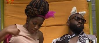 #Bet9jaBBN: Khafi And Gedoni's Relationship Grows Intense After Eviction Scare