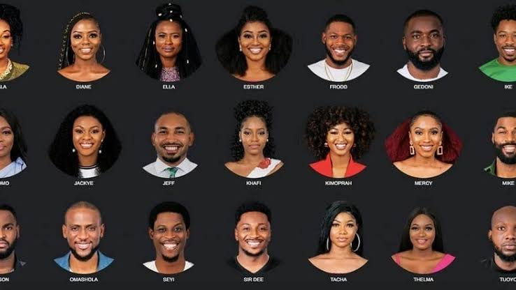 Biggie Releases Names Of Six #Bet9jaBBN Housemates Up For Eviction