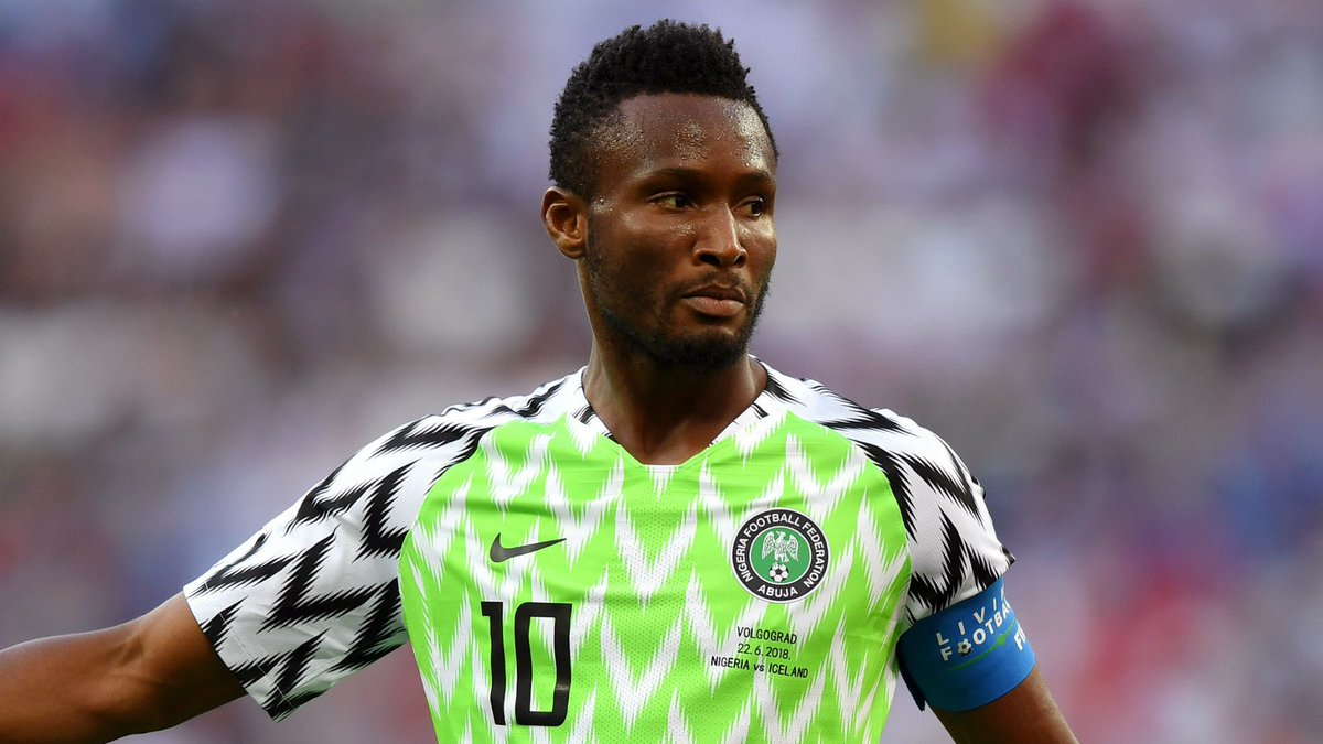 John Obi Mikel Retires From The National Team