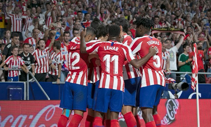 #LaLiga: Trippier And Morata Combine To Give Atletico Winning Start