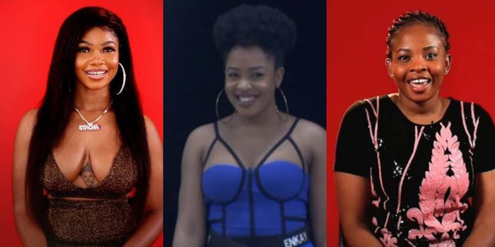 "#Bet9jaBBN: ""Go & Meet Her And Tell Her Your Mind"" – Tacha Reacts To Enkay's Attitude Towards Cindy"
