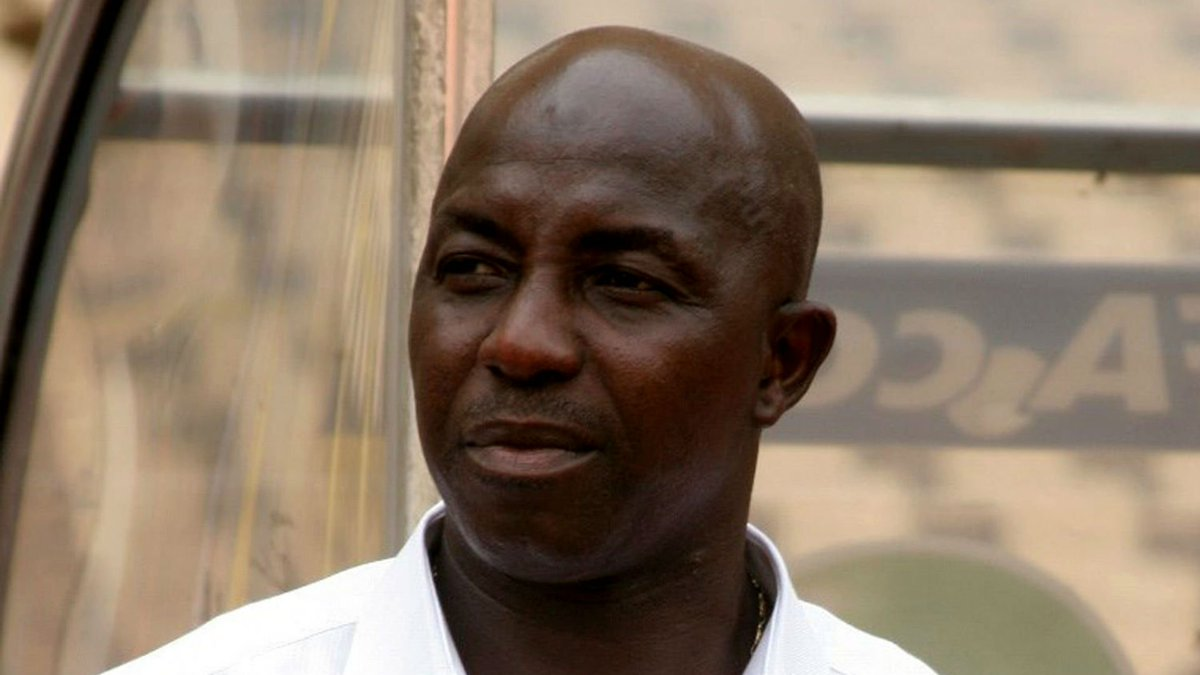 FIFA Hands Samson Siasia Life Ban For Taking Bribe
