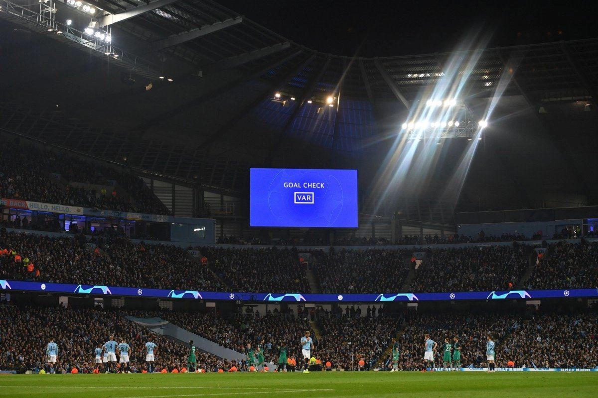 EPL: VAR Denies Man City Late Win Over Spurs