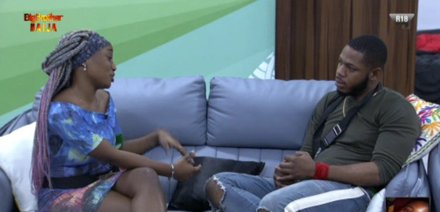 #Bet9jaBBN: To Be Or Not To Be? Esther's Relationship With Frodd Has Got Us Confused