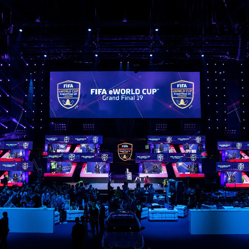 FIFA Gamers Converge On London Chasing US$250,000 Jackpot