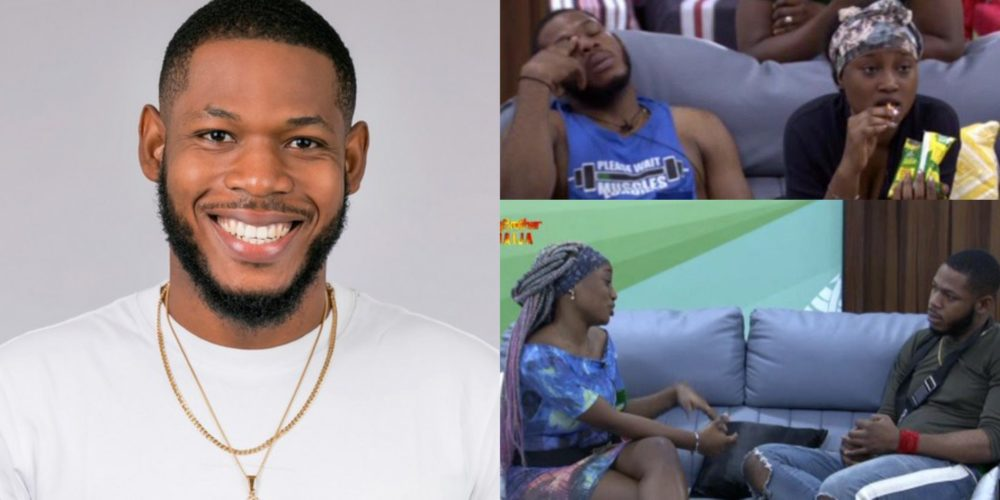 #Bet9jaBBN: Frodd Shoots His Shot At Esther Again