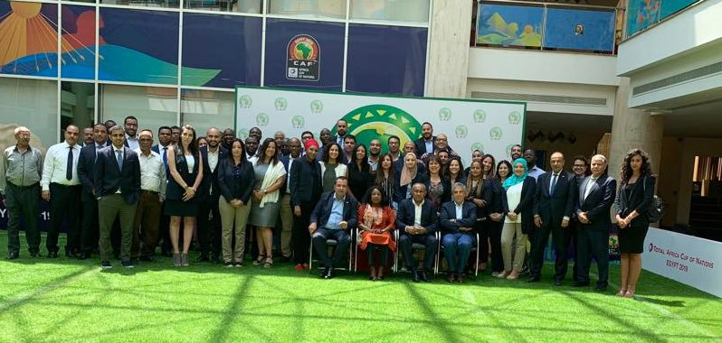 FIFA Takes Charge At CAF With Promises Of 'Stability, Serenity…And Transparency'
