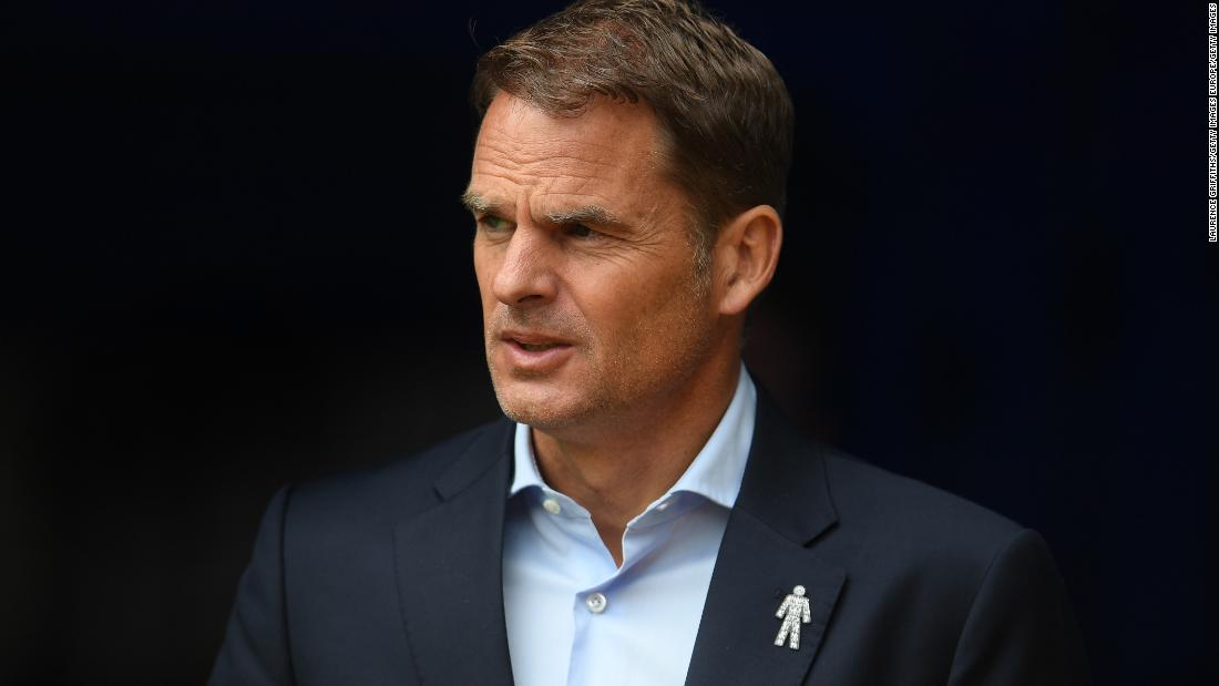 Equal Pay At international Level Would Be 'Ridiculous' – De Boer