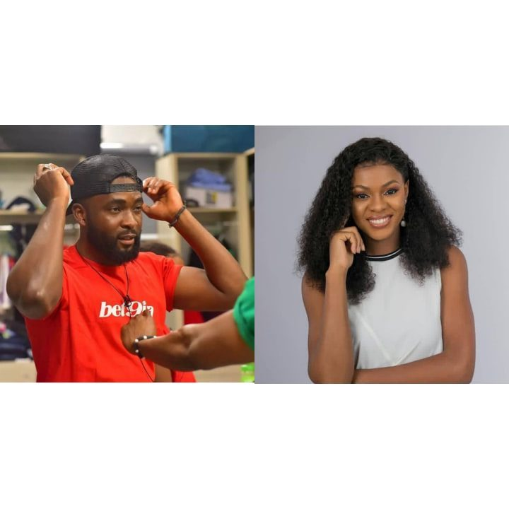 Jackye And Gedoni Has Been Evicted From The #Bet9jaBBN House