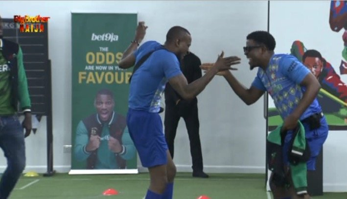 Omashola Emerges Victorious In The Bet9ja Arena Games