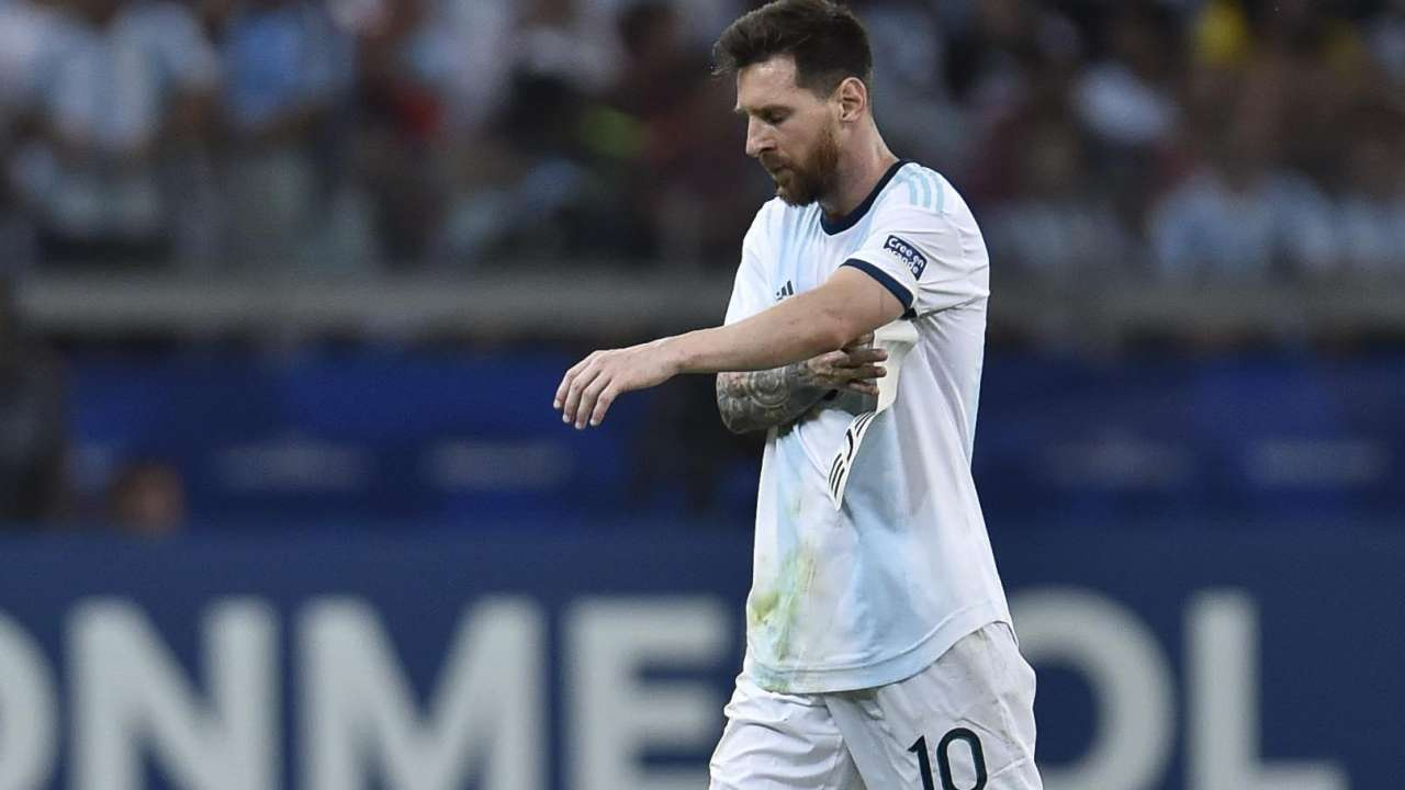 Messi Banned For Three Months After CONMEBOL 'Corruption' Outburst